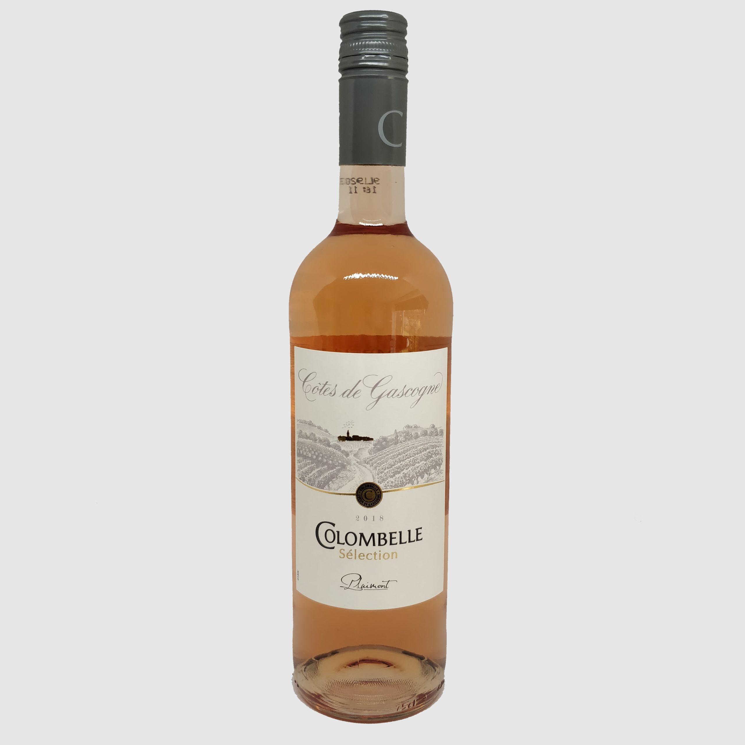 Colombelle rose - Gascogne