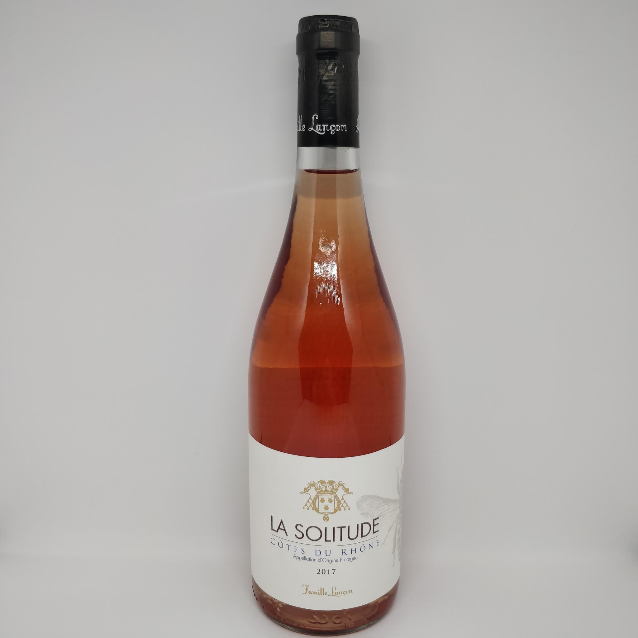 La Solitude - Côtes de Rhône rosé