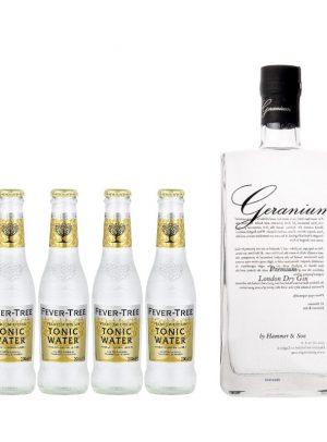 Gin og Tonic pakke