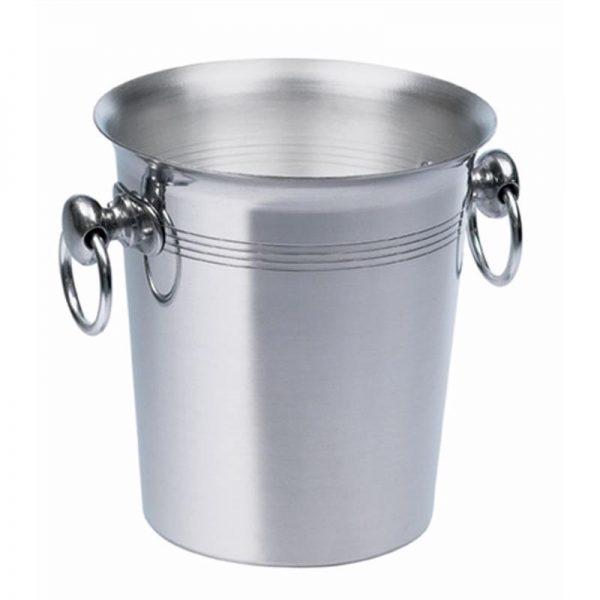 Isspand i aluminium